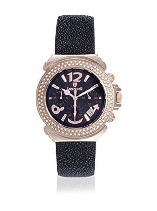 Lancaster Uhr mit Miyota Uhrwerk Pillo Chrono Rosé Galuchat  40 mm