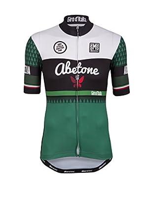 Santini Fahrradshirt Team 5A Tappa