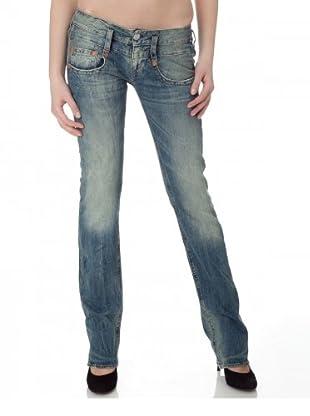 Herrlicher Jeans Pitch Denim Stretch Regular Fit Lucid (Lucid)