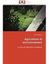 Agriculture Et Environnement (Omn.Univ.Europ.)