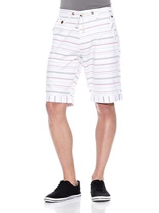 Springfield Bermudas Cord Stripe