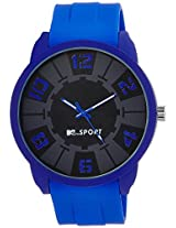 MTV Analog Multi-Colour Dial Men's Watch - B7012BL