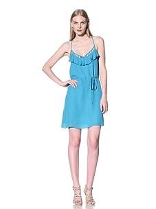 Rebecca Minkoff Women's Alissa Dress (Turquoise)