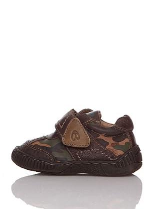 Billowy Zapatos Sport Velcro (Camuflaje)