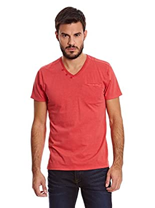 Paul Stragas Camiseta Kenneth (Rojo)