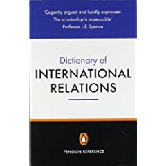 The Penguin Dictionary of International Relations (Reference)
