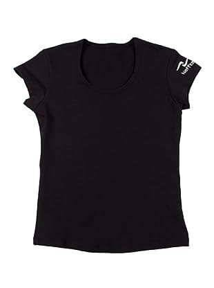 Naffta Camiseta Manga Corta Bnc (Negro)