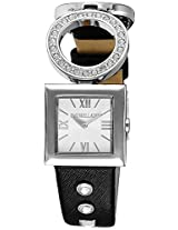 Morellato Analog White Dial Women's Watch - SNK004