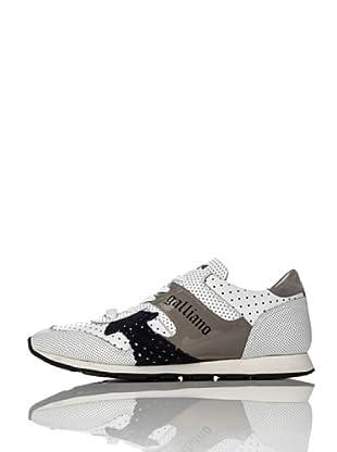 Galliano Zapatillas New Jh (Blanco / Topo)