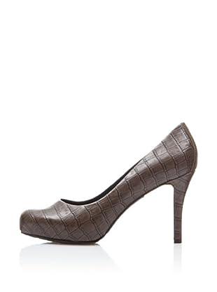Rockport Zapatos de Salón Plataforma Fossil (Marrón)