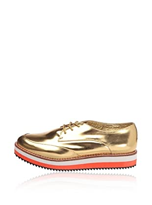Buffalo Sneaker (Gold)