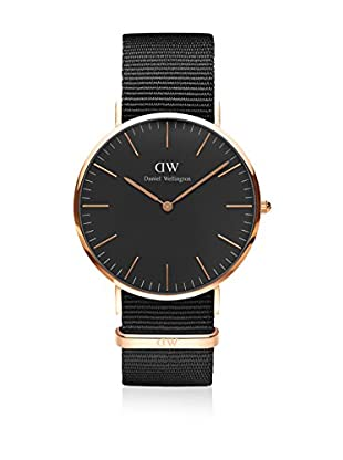 Daniel Wellington Reloj con movimiento cuarzo japonés Woman Classic Cornwall 36 mm
