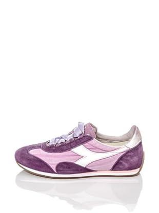 Diadora Heritage Zapatillas Equipe (Violeta / Blanco)