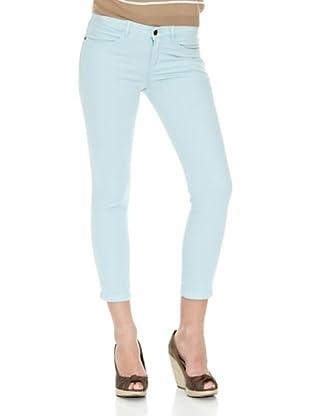 Springfield Pantalón Basic 5 Pockets (Azul Claro)