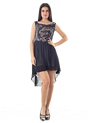 Too Young Vestido Olivia (Negro)