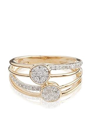PARIS VENDÔME Ring Coppia Diamants