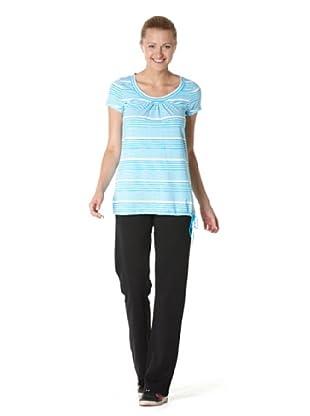 H2O Shirt Mariel (Blau)