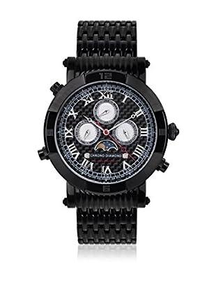 Chrono Diamond Reloj con movimiento cuarzo suizo Man 11800Br Ikaro 44 mm