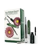 Clinique Eye Makeup Expert (1x Quickliner, 1x Chubby Stick Shadow, 1x High Impact Mascara) - Green