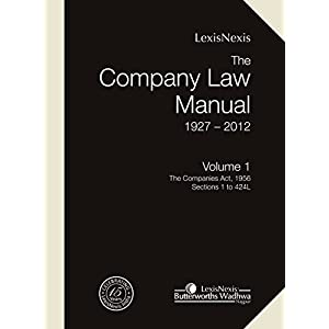 the Company Law Manual(Set of 2 Volumes)