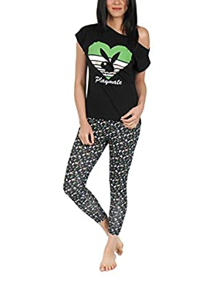 Play Boy Nightwear Pyjama Love Playmate