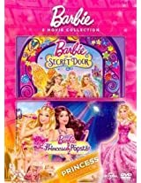 Barbie And The Secret Door/Barbie The Princess & The Poster(Free Vcd Of Mr Bean The Ultimate Disaster Movie)