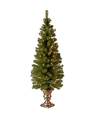 National Tree Company 5' Montclair Spruce Entrance Tree in 12