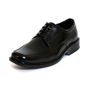 FBT 802 Men's Formal Shoes - Black