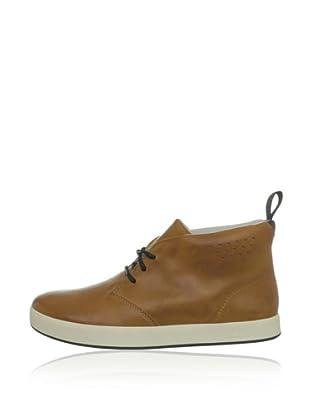 Clarks Sneaker Tanner Mid (Braun)