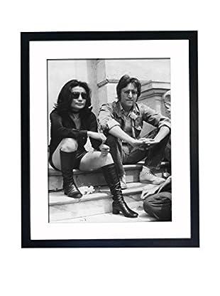 Mazali - Culture Décor Wandbild John Lennon, Yoko Ono