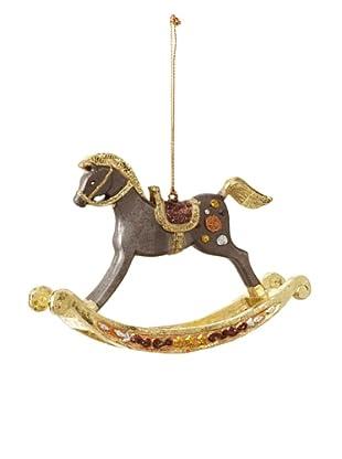 Rockinghorse Ornament, Granite