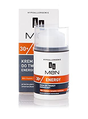 Oceanic Feuchtigkeitscreme Hypoallergenic Men Energy 30+ 50 ml, Preis/100 ml: 25.9 EUR