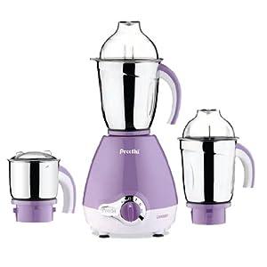 Preethi Lavender MG 176 Mixer Grinder-Purple