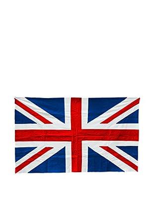 Seletti United Kingdom Cotton Flag, Blue/White, Red