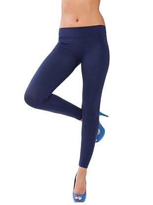Beautiful Secret Legging Sin Costuras Sport (Azul)