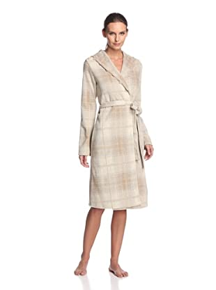 Valery Sleepwear Women's Biancaneve Robe (Beige)