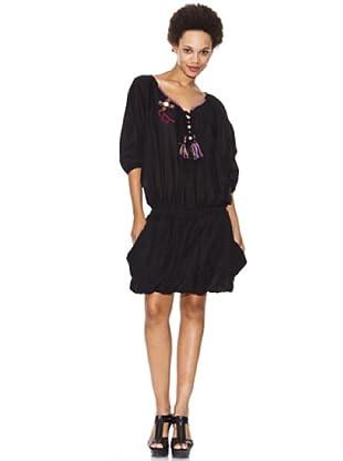 Desigual Vestido Lubaina (negro)