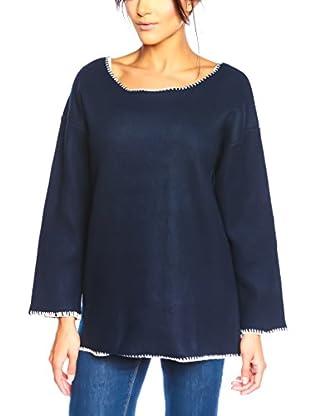 Special Coat Sweatshirt Miel dunkelblau L