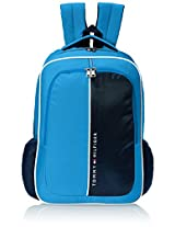 Tommy Hilfiger Marble Hill Light Blue Children's Backpack (TH/BTS24MRH)