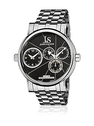Joshua & Sons Reloj de cuarzo Man JS-35-BK 51.2 mm