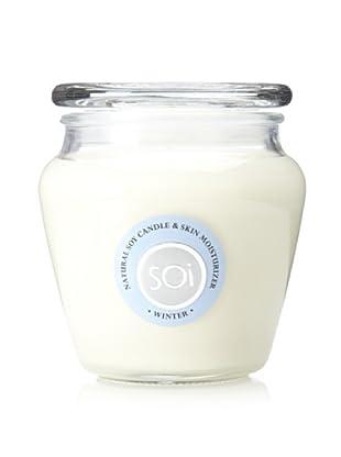 The Soi Co. 16-Oz. Winter Keepsake Candle