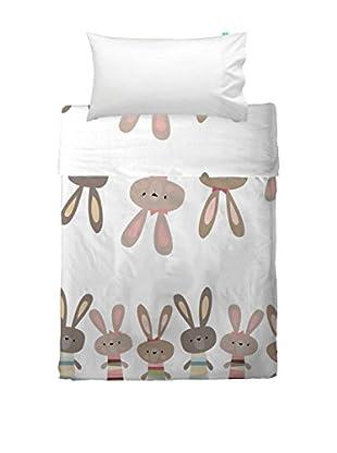 Little W Juego De Sábanas Little Rabbits