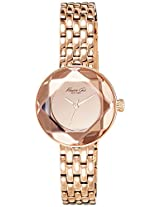 Esprit Zoe Analog Gold Dial Women's Watch - ES107632006