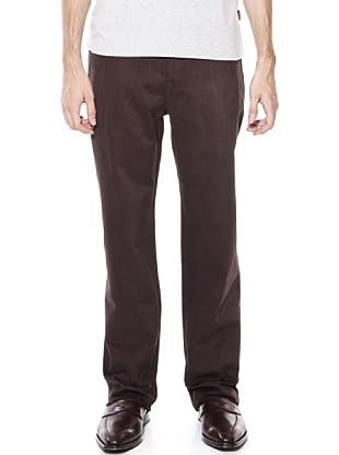 Caramelo Pantalón (marrón medio)