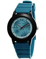 Sonata Fashion Fibre Analog Blue Dial Women's Watch - NF8992PP01J