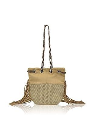 Carla Belotti Bolso saco Handbag Lauren Taupe