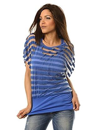 Fleur Bleue T-Shirt Sonia