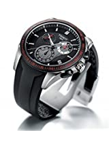 Tissot Black Fibre Chronograph Men Watch - T024.417.27.051.00