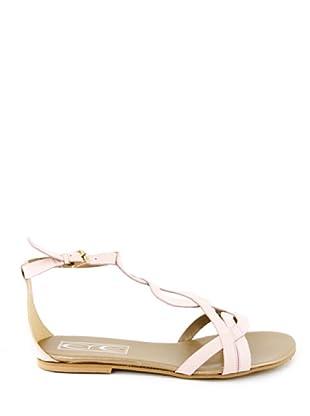 Eye Shoes Sandalias Trenza (Rosa Claro)