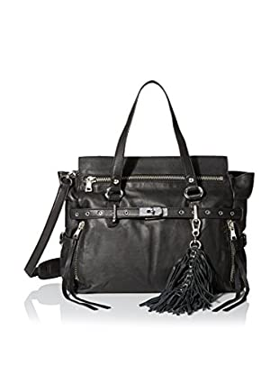 ASH Women's Astor Satchel, Black